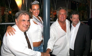 Andrea Giannetto, Fotomodella Italiana 2013 e Enzo Iacchetti
