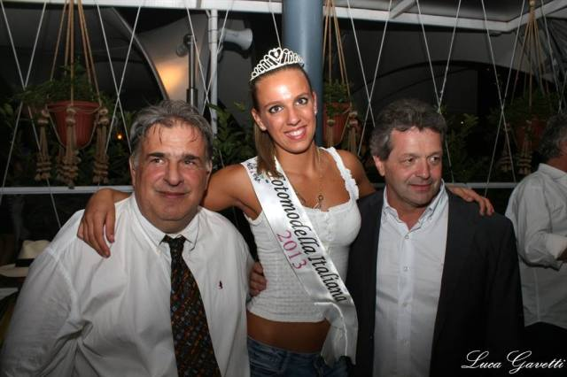 Andrea Giannetto, Alessandra Prosperi e Wilmer Lanfredini