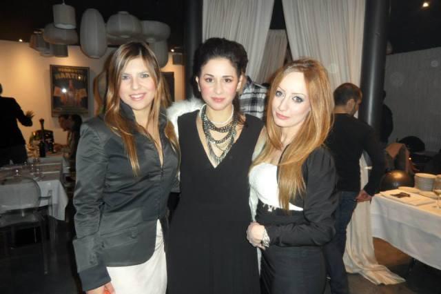 Erika Alice Weisz, Sharon Alario e Veronika Grifo