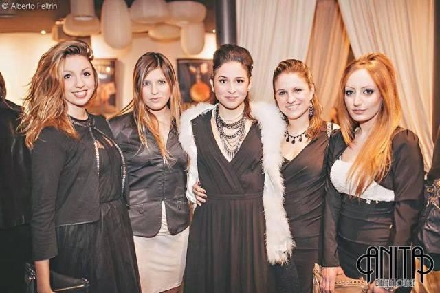 Silvia Piana, Erika Alice Weisz, Sharon, Erina Gaifa e Veronika Grifo ph. Anita