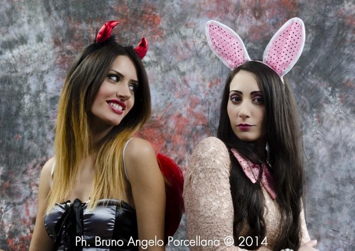 Model Francesca Cumani Ph. Bruno Angelo Porcellana Mua Maddalenza Lanzarini e Aurora Alberghini