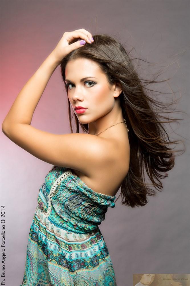 Model Bianca Thaissa Nardi Ph. Bruno Angelo Porcellana MUA Maryna Stamati DIbi Studio Bologna