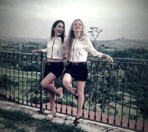 Sharon & Giada