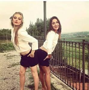 Giada & Sharon