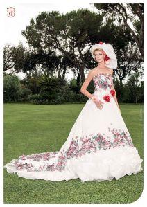Model Andreea Duma - Stilista Maria Celli Foto Cattarinich